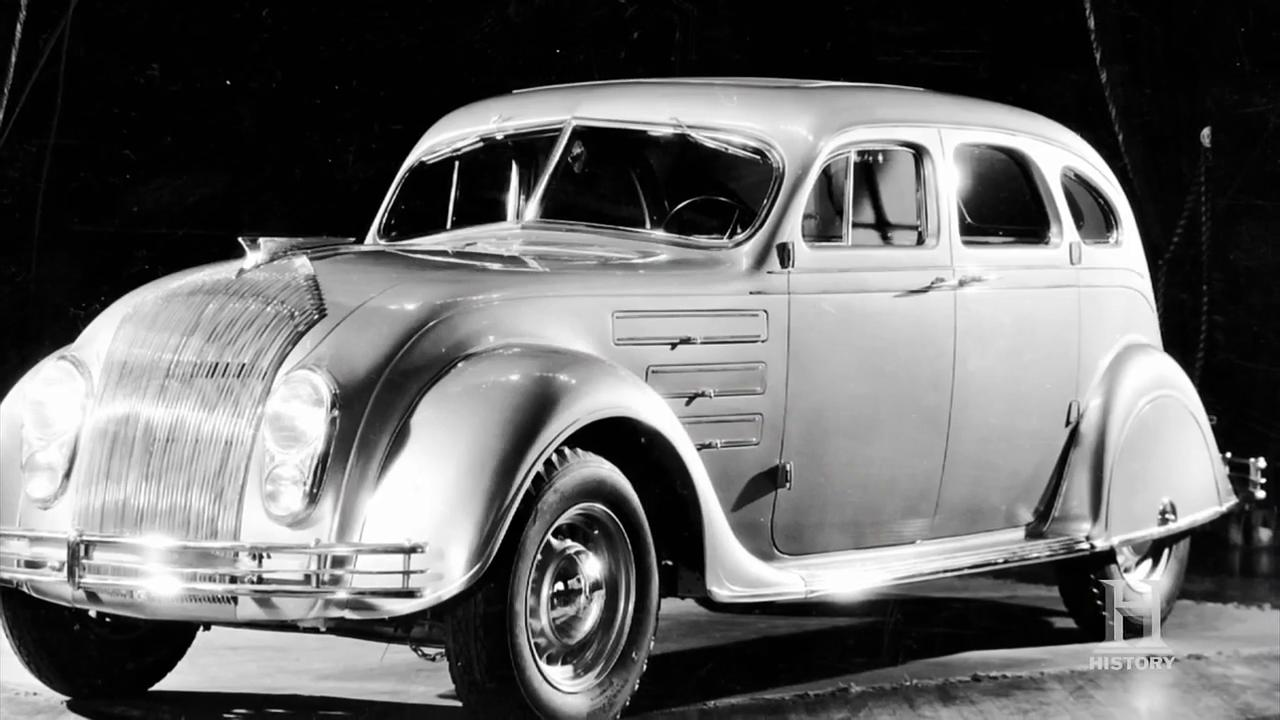 The Cars That Made America (2017-)