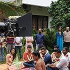 Prasanna, Arun Vijay, Karthick Naren, and Priya Bhavani Shankar in Mafia (2020)