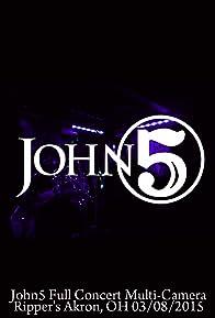 Primary photo for John5 Full Concert Multi-Camera Ripper's Akron, OH