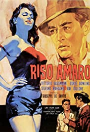 Bitter Rice (1949) Poster - Movie Forum, Cast, Reviews