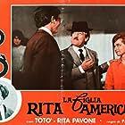 Rita Pavone and Totò in Rita, la figlia americana (1965)