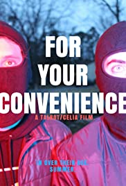 For Your Convenience Poster