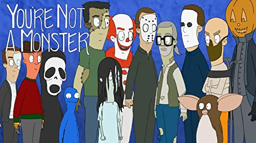 """A Guide to the Monsters in """"You're Not A Monster"""""""