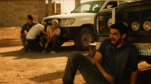 Prison Break: The Group Is Attacked By Isil