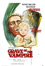 Grave of the Vampire (1972) Poster - Movie Forum, Cast, Reviews