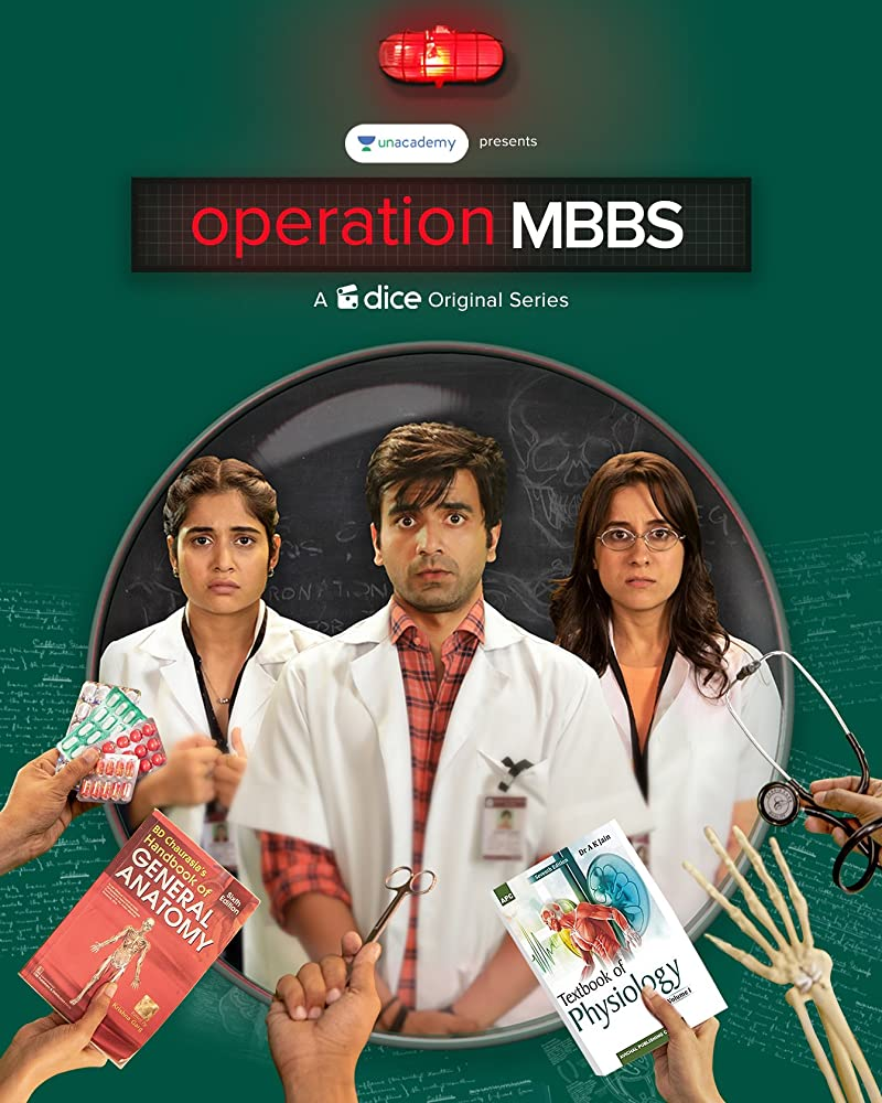 Operation MBBS (2020) Hindi 720p S01 Complete 1080p Esubs DL