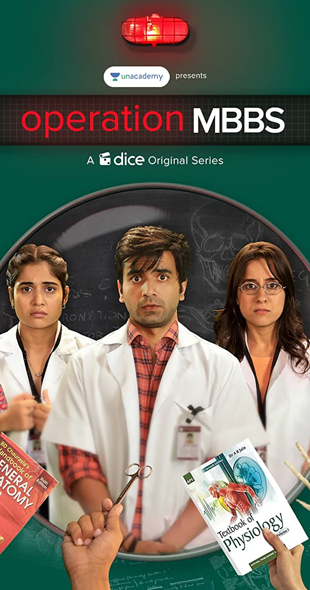 Download Operation MBBS or watch streaming online complete episodes of  Season 1 in HD 720p 1080p using torrent