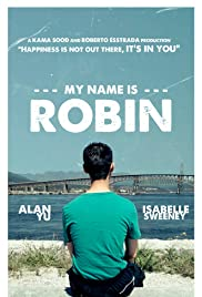 My Name Is Robin Poster