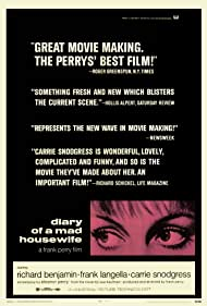 Diary of a Mad Housewife (1971) Poster - Movie Forum, Cast, Reviews