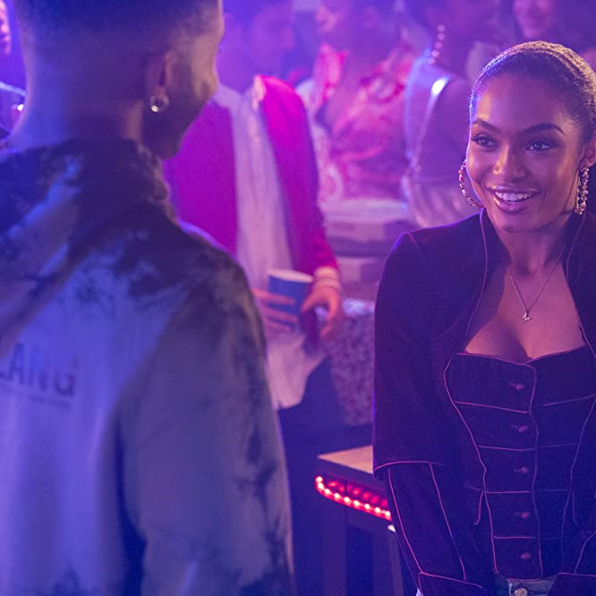 Yara Shahidi in Grown-ish (2018)