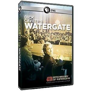 Where to stream Dick Cavett's Watergate