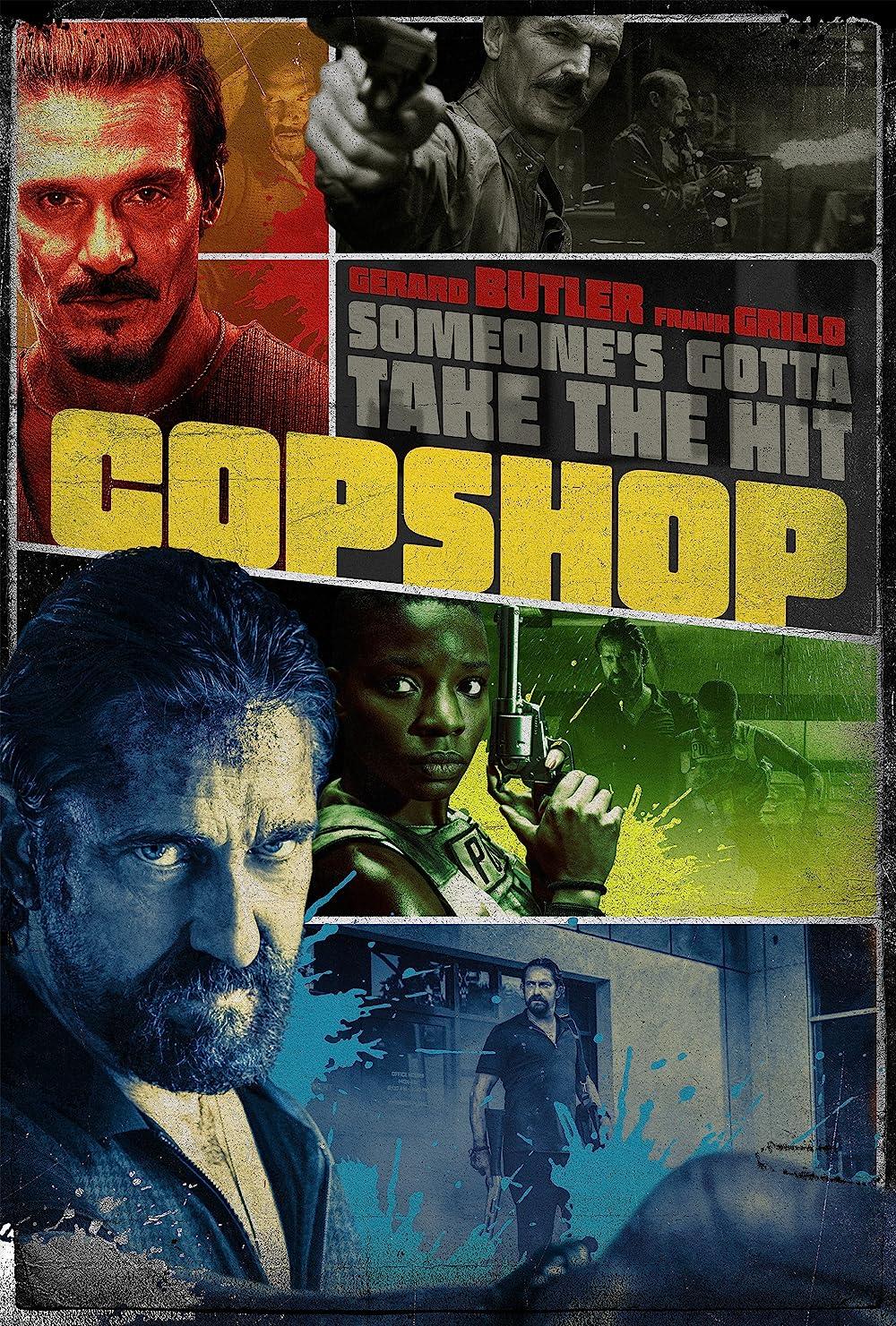 Copshop 2021 English Movie 480p AMZN HDRip ESub 343MB Download