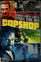 Copshop (2021) Poster
