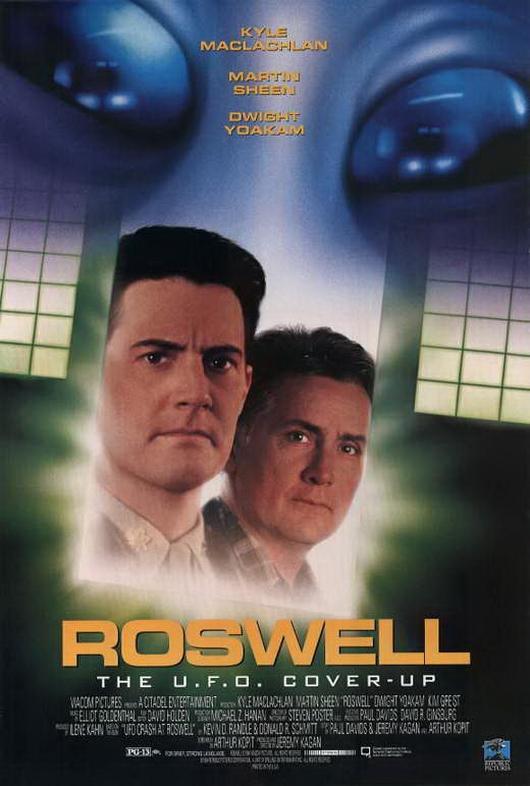 O Caso Roswell [Dub] – IMDB 6.4