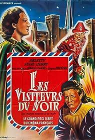 Les visiteurs du soir (1947) Poster - Movie Forum, Cast, Reviews
