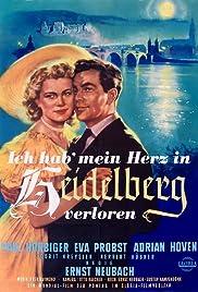 Ich hab' mein Herz in Heidelberg verloren Poster