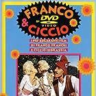 Franco Franchi and Ciccio Ingrassia in I due sanculotti (1966)