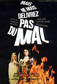 Don't Deliver Us from Evil (1971) Poster - Movie Forum, Cast, Reviews