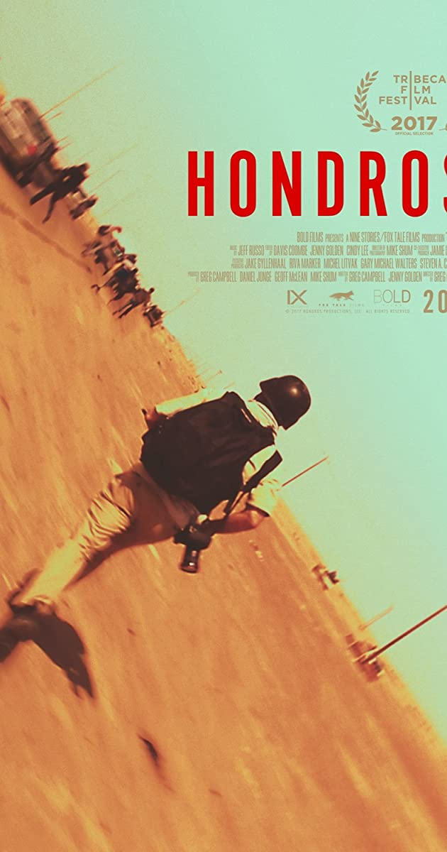 Subtitle of Hondros