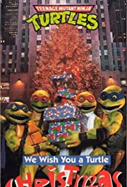 We Wish You a Turtle Christmas Poster