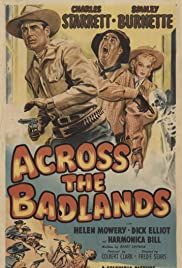 Across the Badlands Poster