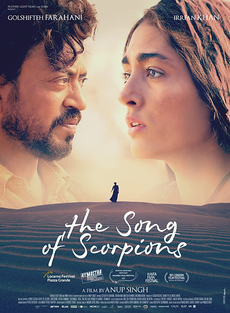 The Song of Scorpions 2020 Hindi 1080p HDRip 3.2GB ESubs Download