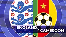 Inglaterra vs. Camerún
