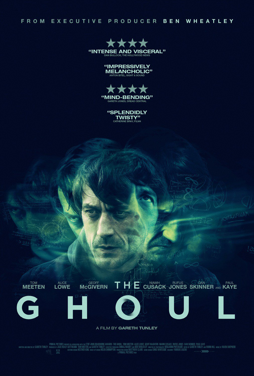 The Ghoul 2016 Hindi ORG Dual Audio 720p BluRay ESubs 750MB x264 AAC
