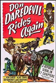 Primary photo for Don Daredevil Rides Again