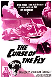Curse of the Fly (1965) Poster - Movie Forum, Cast, Reviews