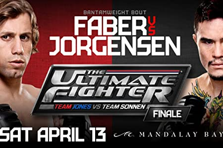 The Ultimate Fighter 17 Finale: Faber vs. Jorgensen by none