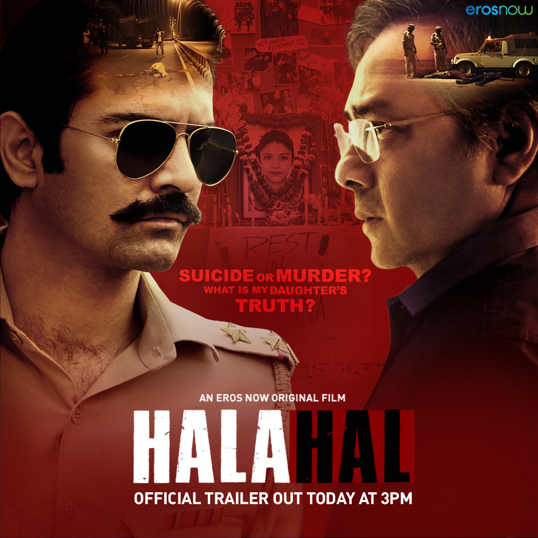 Halahal (2020) Hindi 720p HDRip ESub 900MB | 400MB Download