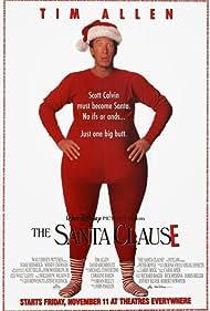 Tim Allen in The Santa Clause (1994)