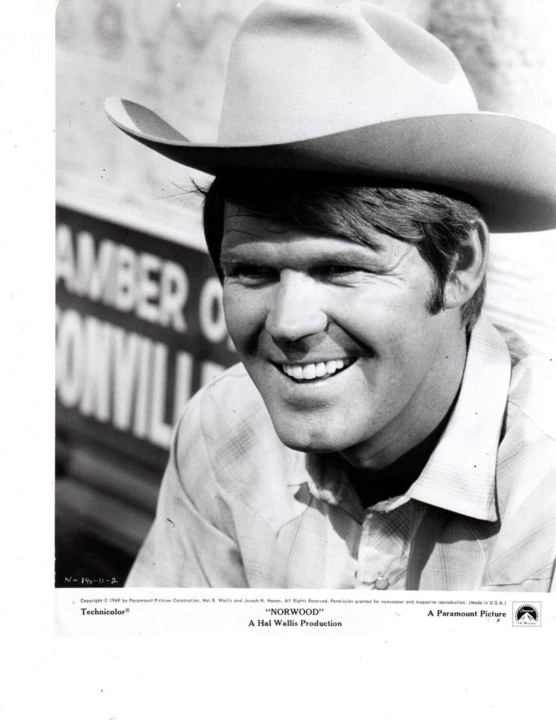 Glen Campbell in Norwood (1970)
