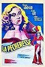 Pecadora (1947) Poster