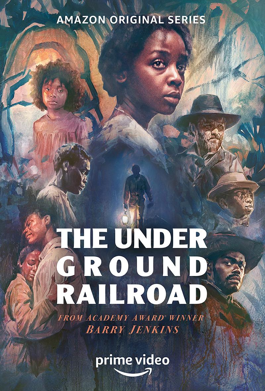 Download pelo celular The Underground Railroad 1ª Temporada Qualidade boa