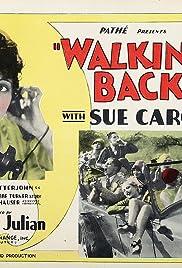 Walking Back Poster