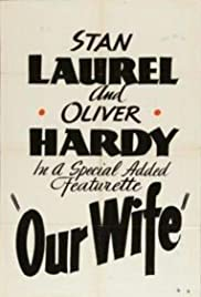 Our Wife (1931) Poster - Movie Forum, Cast, Reviews
