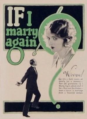 Lloyd Hughes and Doris Kenyon in If I Marry Again (1925)