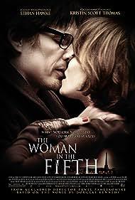 Ethan Hawke and Kristin Scott Thomas in La femme du Vème (2011)