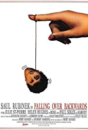 Falling Over Backwards Poster