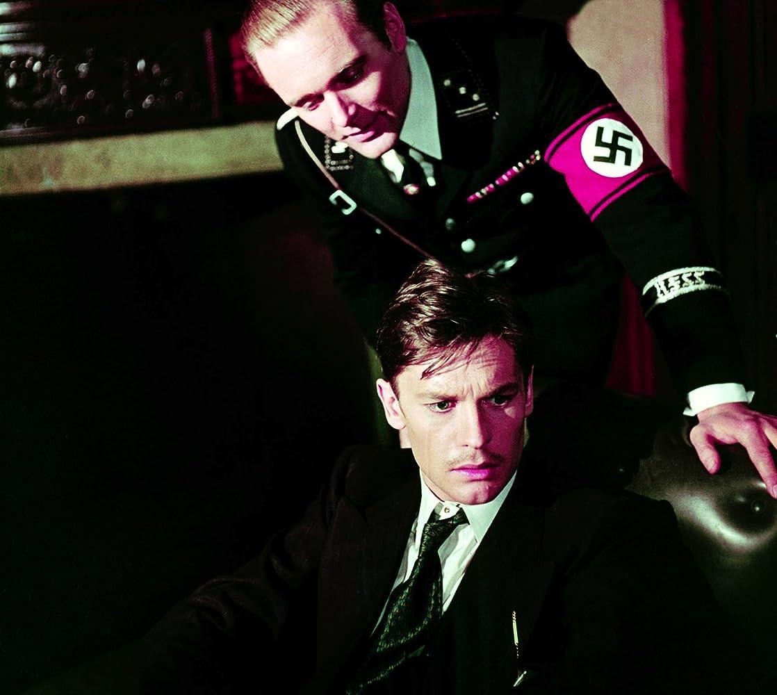 Helmut Berger and Helmut Griem in La caduta degli dei (Götterdämmerung) (1969)