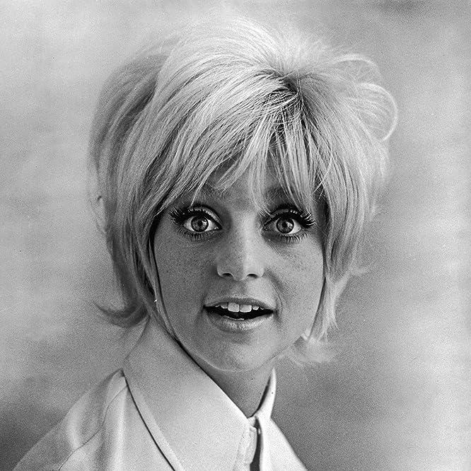 Goldie Hawn in Cactus Flower (1969)