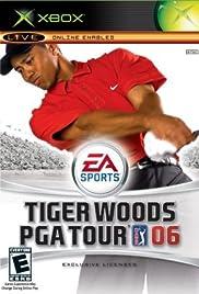 Tiger Woods PGA Tour 06 Poster
