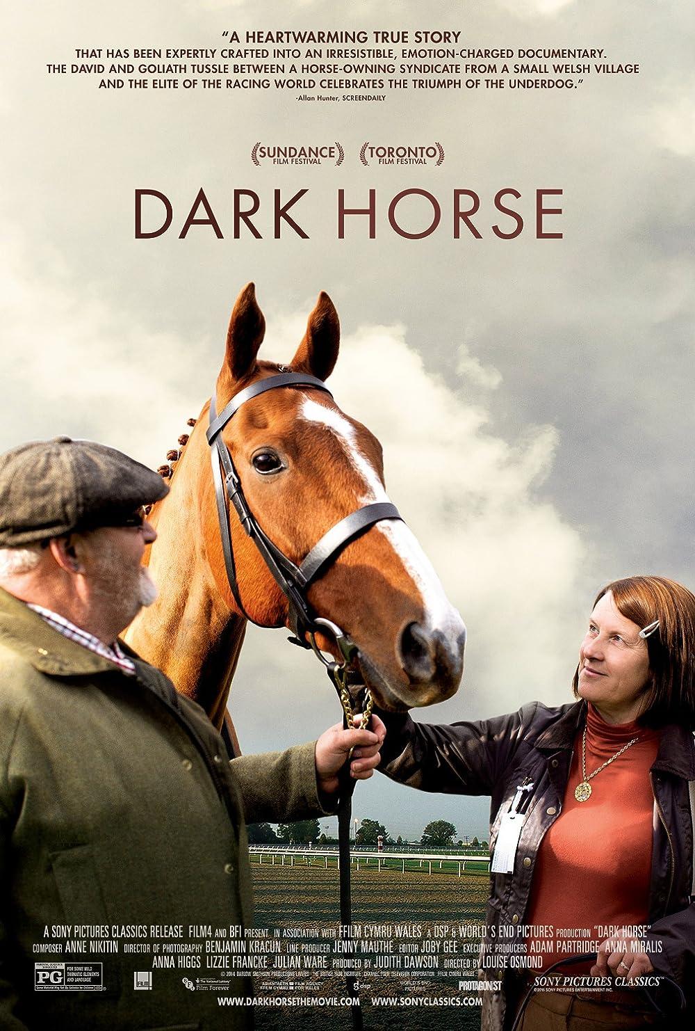 Dark Horse (2015) - IMDb