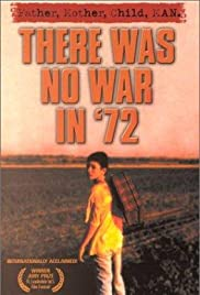There Was No War in 72 Poster