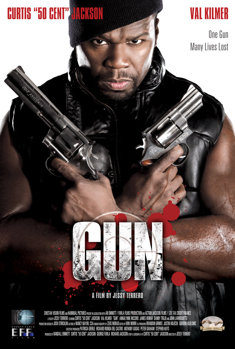 50 Cent in Gun (2010)