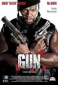 50 Cent in Gun (2010)