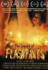 The Legend of Flashpants Poster