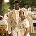 Anika Noni Rose and Michael James Shaw in Roots (2016)